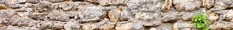 Stone Wall Banner 786 x 104